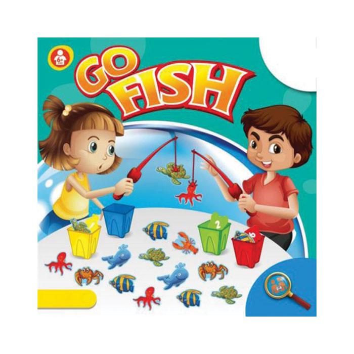 Pecanje Go Fish