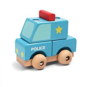 Pino 3D slagalica policija