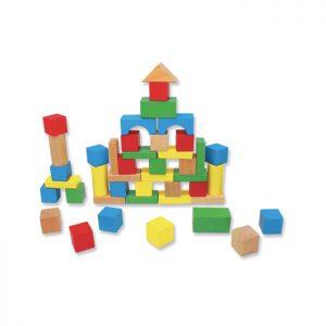 Pino kocke blokovi 50 komada