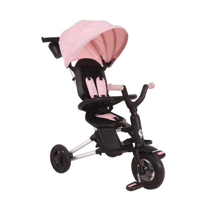 QPlay tricikl Nova Pink