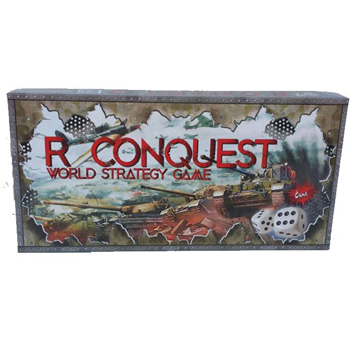R conquest