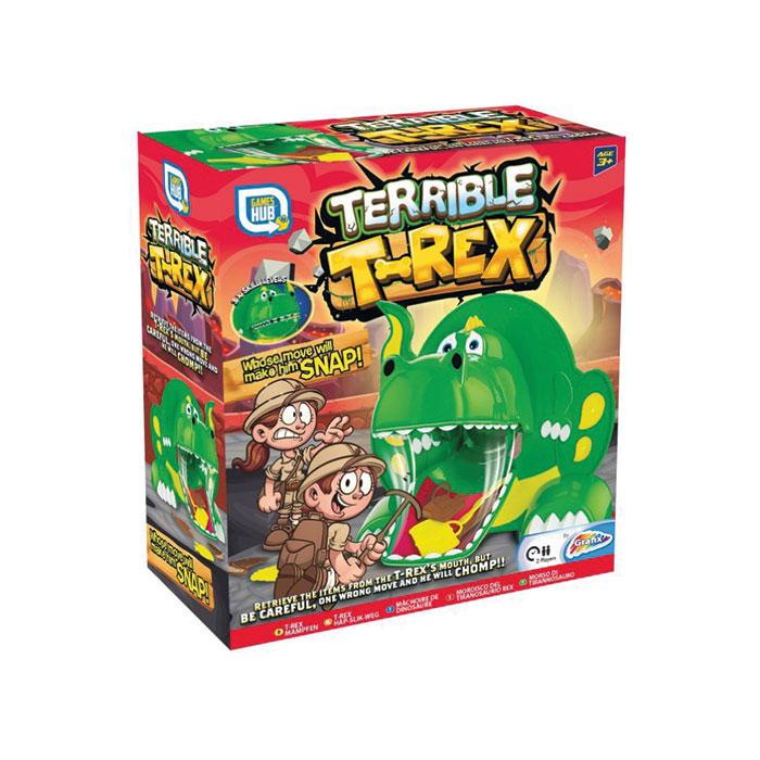 Terrible T-Rex