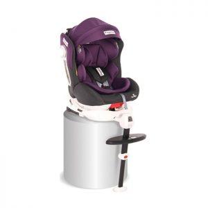 Lorelli auto sedište Pegasus Isofix Grey violet 0-36kg