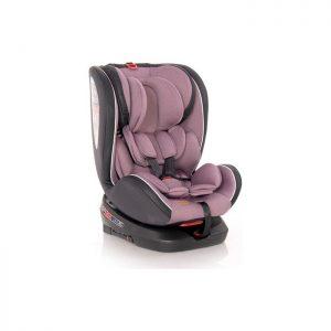 Lorelli auto sedište Nebula 0-36kg Isoxif Roto 360 Pink