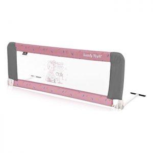 Lorelli zaštitna ogradica za krevet Pink Traveling