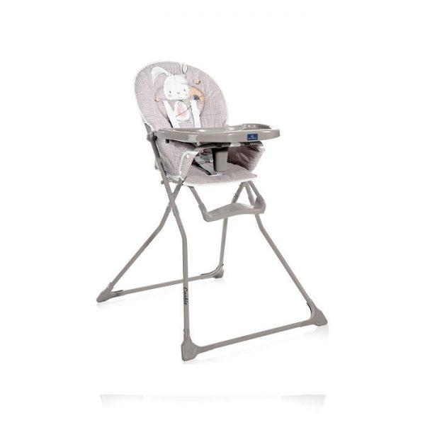 Lorelli stolica za hranjenje Cookie Beige Daisy