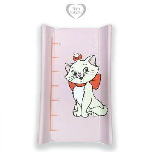 Fim podloga za povijanje meka roze maca