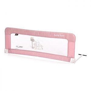 Lorelli zaštitna ogradica za krevet Beige rose rabbit