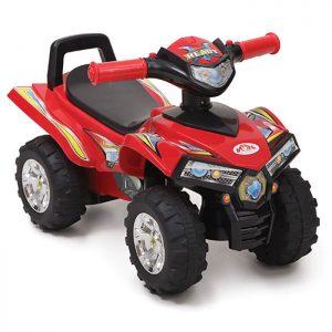 Moni guralica ATV Red